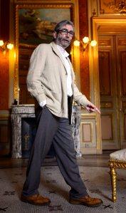 Madrid. 05-06-2013 --- El escritor Antonio Muñoz Molina, ganado